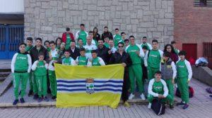 Lluvias de Medallas para los alumnos del Vipgym de Isla Cristina en el Campeonato de España