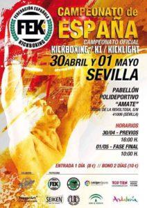 Los Luchadores isleños a por el Campeonato de España de Kickboxing/K1/Kicklight