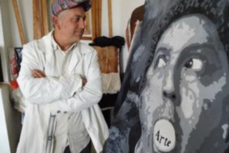 Entrevista de Adolfo Morales al Artista Isleño Miguel Ángel Concepción