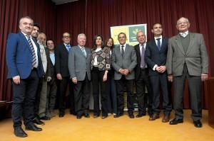 Fundación Caja Rural del Sur entrega los premios 'Verdiales' en la Feria del Aceite de Oliva Virgen de Beas