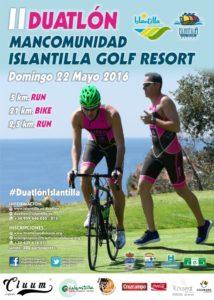 II Duatlón Mancomunidad de Islantilla Golf Resort