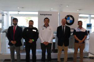 BMW, Vehículo Oficial de los VI Juegos Europeos de Policías y Bomberos de Huelva