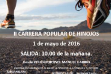 II Carrera Popular de Hinojos
