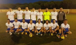 El Corrales C.F. Campeón de la Liga Laboral de Huelva