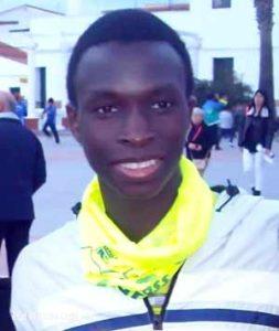 Claudio Rojas Forque en Veterano D y Madicke Diop en Junior Ganan la Media Maratón de Punta Umbría