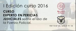 El uso de la Fuerza Policial será tratado en un curso a través de la Universidad de Huelva
