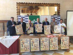 Islantilla acogió el sorteo de los grupos y calendarios de la prueba que se disputa del 4 al 8 de mayo