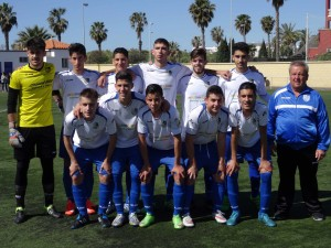 Un buen Sevilla de liga nacional se llevó los tres puntos de Isla Cristina