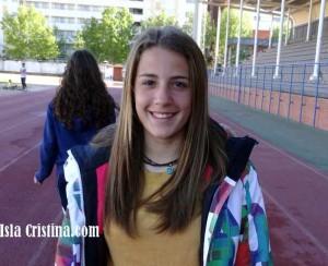 Eva Cárdenas Bermudez «Atleta que quiere otra vez la Gloria»