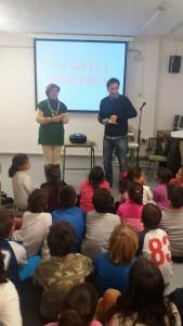La Biblioteca Municipal isleña celebra el Día del Libro Infantil