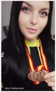 Estela Cazorla Hidalgo «Atleta Elite con Meta Europa»