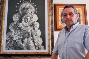 Paco Calero, toda una vida entorno a la Virgen del Rocío