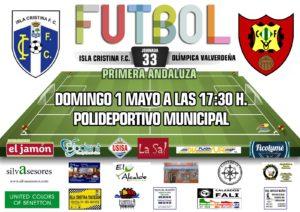 Vamos Isla Cristina FC que Podemos