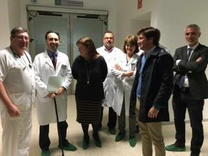 El PP preguntará en el Parlamento por el caos que está generando la fusión hospitalaria a los pacientes