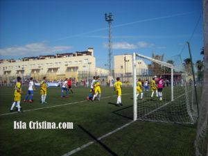 Isla Cristina F.C. – U.D. Punta del Caimán, Derbi Igualado