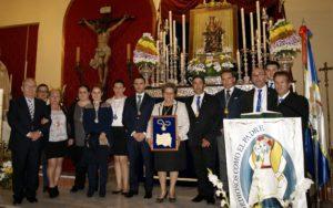 El Ayuntamiento de Isla Cristina, Hermano de Honor de la Hermandad de la Bella de la localidad