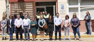 Isla Cristina guarda un minuto de silencio por las víctimas del terremoto de Ecuador