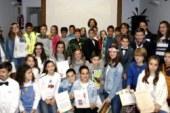 Los escolares isleños celebran el Día del Libro