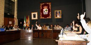 Nota de prensa sobre el Pleno Ordinario de mayo del Ayuntamiento de Isla Cristina