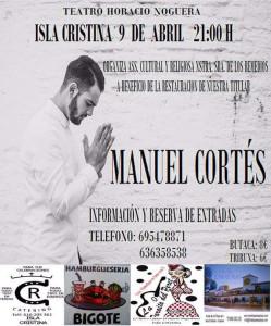 Manuel Cortes en concierto(1)