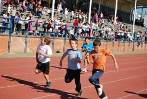 Mini Olimpiadas Escolares 2015