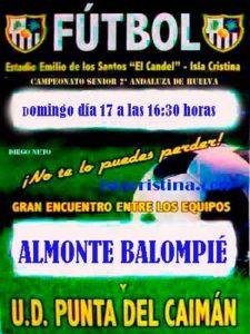 La Punta quiere cerrar las cuentas de la permanencia frente al Almonte