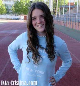 Paula Romero Tobarra «Atleta con Muchas Ganas de Triunfo»
