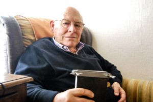 Pedro Fernández, toda una vida de ditero en Isla Cristina