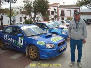III Rallyesprint de Tierra Ciudad de Villablanca