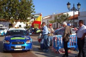 Hoy y mañana Domingo el III Rallyesprint de Tierra Ciudad de Villablanca
