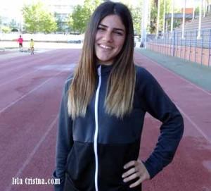 Sara Fuentes Márquez «Atleta que Gusta el Sabor del Podio»