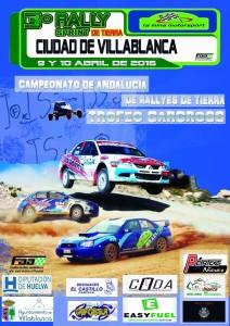 III Rallyesprint de Tierra Ciudad de Villablanca /Campeonato de Andalucía de Rallyes