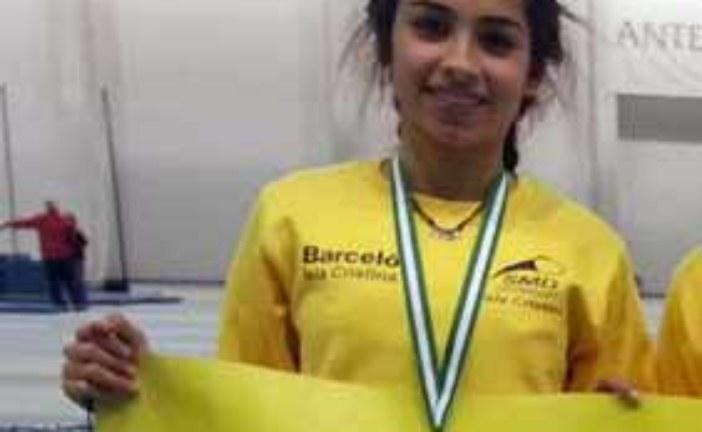 Belén Fernández de los Ángeles «Atleta Relevante»