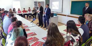 Comienza en Islantilla la formación troncal de 25 jóvenes a través de Curso de Ayudante de Cocina