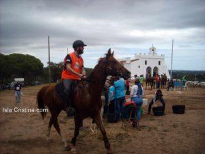 Villablanca Celebro el IV Raid Hípico Bajo Guadiana