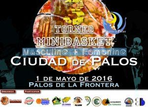 III Torneo Minibasket Ciudad de Palos