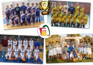 El CB Isla Cristina infantil en busca del Premio Final