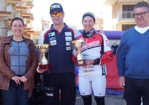 Rubén Gutiérrez, Campeón Absoluto de la Travesía de Les Palmeres, Sueca.