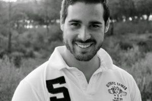 Antonio Palma Vaz en el LXXVII Campeonato de España Universitario de Atletismo