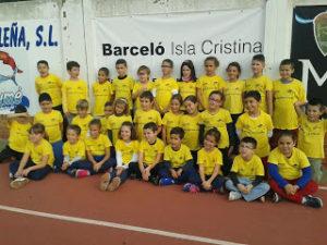 Huelva con 19 Atletas al Campeonato Andaluz Alevín