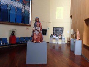 Exposición-Homenaje al Escultor Isleño Carlos Silva Escobar