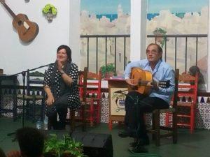 """Gala """"Cruces de Mayo"""" en la Peña Flamenca """"La Higuerita"""""""