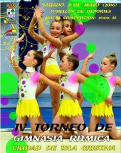 IV Torneo de Gimnasia Rítmica «Ciudad de Isla Cristina»