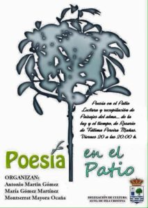 """""""Poesía en El Patio"""" con la poetisa isleña Rosario de Fátima Pereira"""