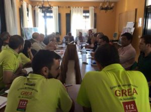La Hermandad de Isla Cristina abandona este lunes El Rocío