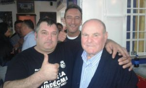 Gran Éxito de la «I Fan Zone Madridista de Isla Cristina»