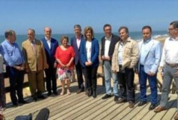 500.000 euros de inversión extraordinaria para reparar las playas de Huelva