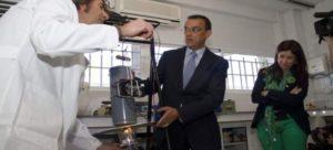 Diputación trabaja en la fumigación de mosquitos en la provincia de Huelva