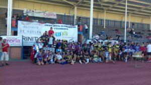 Éxito en el Torneo Seven primavera celebrado en Isla Cristina
