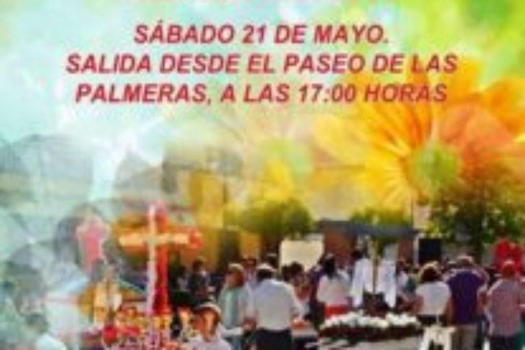 XXIX Desfile de Cruces de Mayo en Isla Cristina